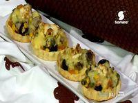 Menu Samira tv, Algérie - Kaaket el ghaba + Tadjine lemrayate + Tadjine degla