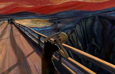 Court-métrage | Version animée de l'oeuvre d'Edvar Munch « Le Cri », par Sebastian Cosor