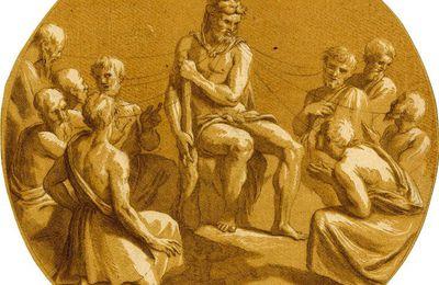 Hercule gaulois et l'éloquence