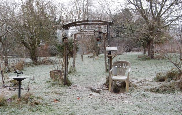 Dimanche, la neige :-)
