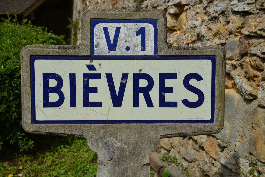Petite Journée du jeudi 11 mai 2017 Vallée de la Bièvre et Maison Littéraire de Victor Hugo