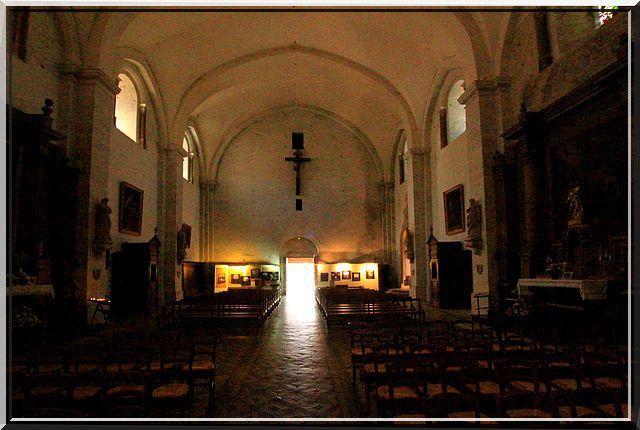 Diaporama église fortifiée de Die