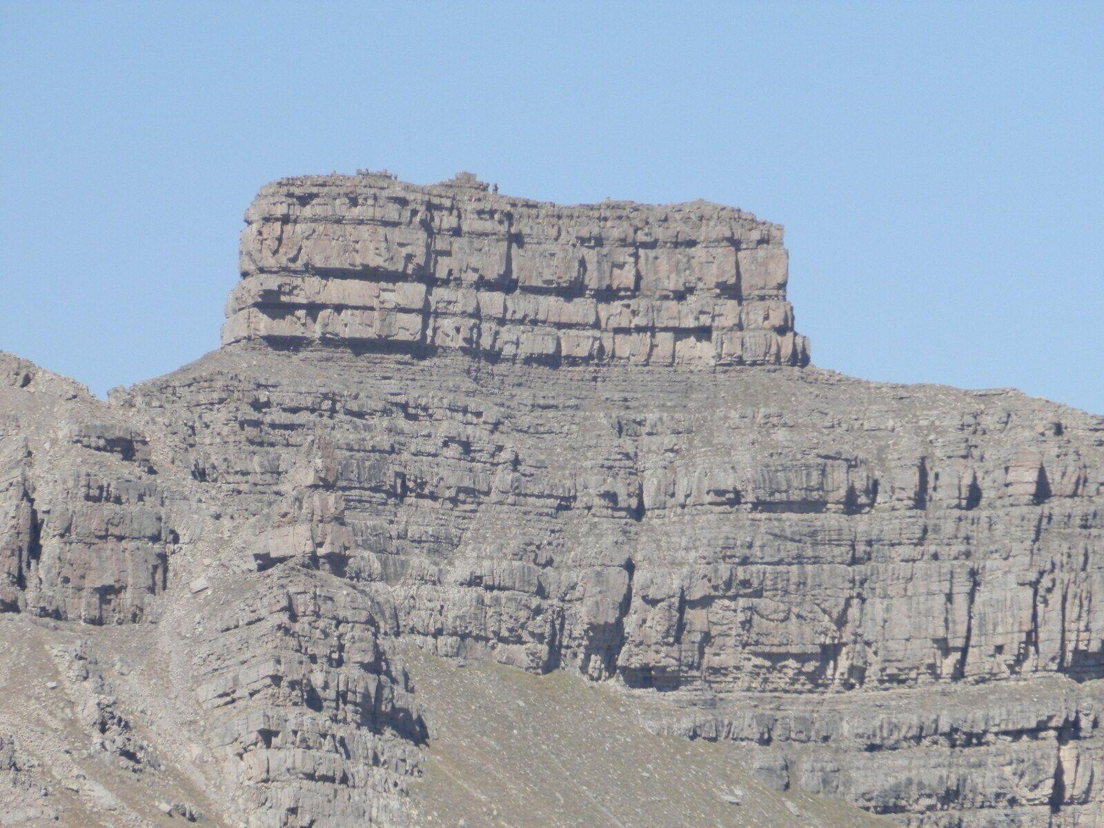 FORT CARRA forteresse de roc - Alpes Maritimes - goelandmedia.prod@gmail.com (c)