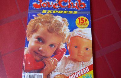 Poupée Corolle : un millésime exceptionnel. Combien coûtait une poupée Corolle en 1996 ?