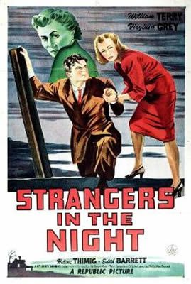 Strangers in the Night d'Anthony Mann