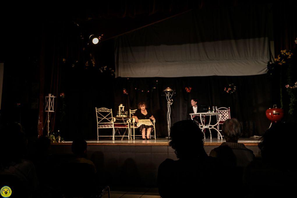St Andre les Alpes :  théâtre avec l'association  Annot1 scène 04