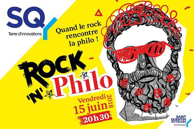 PRÉSENTATION DE ROCK'N'PHILO