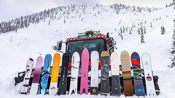 Types of Ladies Snowboards for a Fun and Exciting Snow Ride