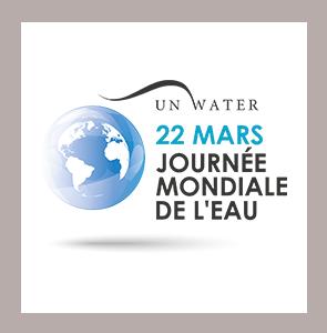 22 mars : journée mondiale de l'eau
