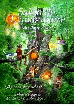 2ème édition du salon de l'imaginaire du Pays d'Aix
