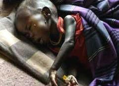 Un tiers de la population guinéenne souffre de la malnutrition