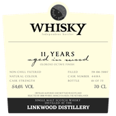 Linkwood 11Y Cask A by 3006 - Passion du Whisky