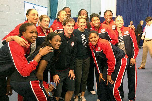 Jeux Olympiques: NBB vous plonge au coeur de la Dream Team USA Women's