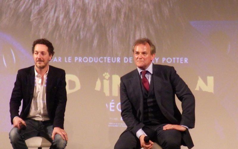 [critique] Paddington : Rencontre avec Guillaume Gallienne & Hugh Bonneville