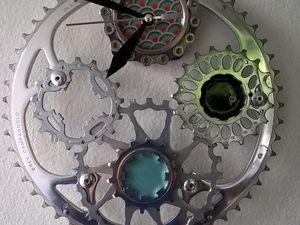 Nouvelles horloges suspendues et /ou enchainées.