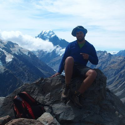 Mount Cook!!!!