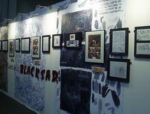 Expo Del Comic de Barcelona 2012  (Cristina R & Juanjo Guarnido)