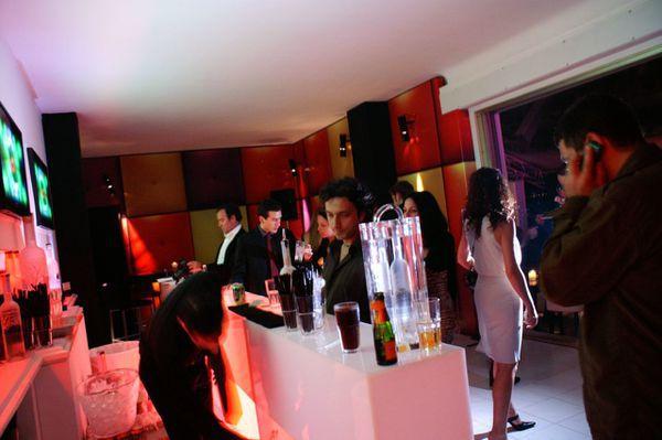 luxe / événement / bar / alcool / VIP