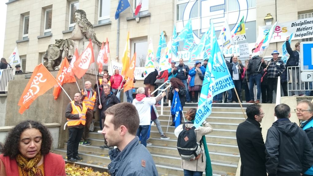 Manifestation Reims le 12/11/2018
