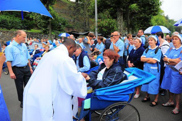 Diaporama des photos du pèlerinage d'août 2011