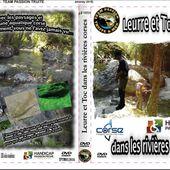 Sortie du DVD au bénéfice d'Handicap Passion Pêche - TEAM PASSION TRUITE & MER
