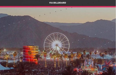 Coachella, canceled for april 2021 | due to coronavirus