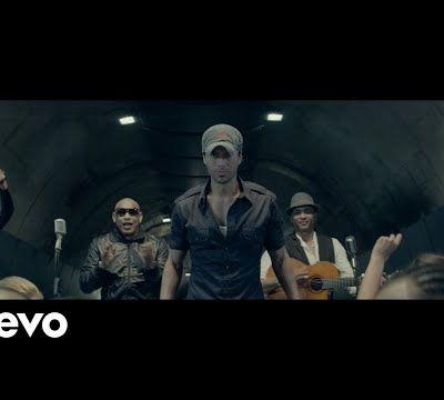 cancion: BAILANDO Enrique Iglesias