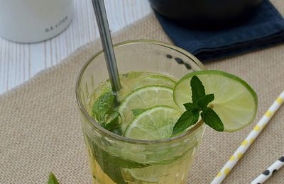 Virgin Mojito à la Mangue