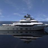 Canados - un 1er superyacht d'expédition Oceanic 140 en cours de construction - ActuNautique.com