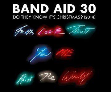 "Le ""Band Aid"" chante contre Ebola !!"