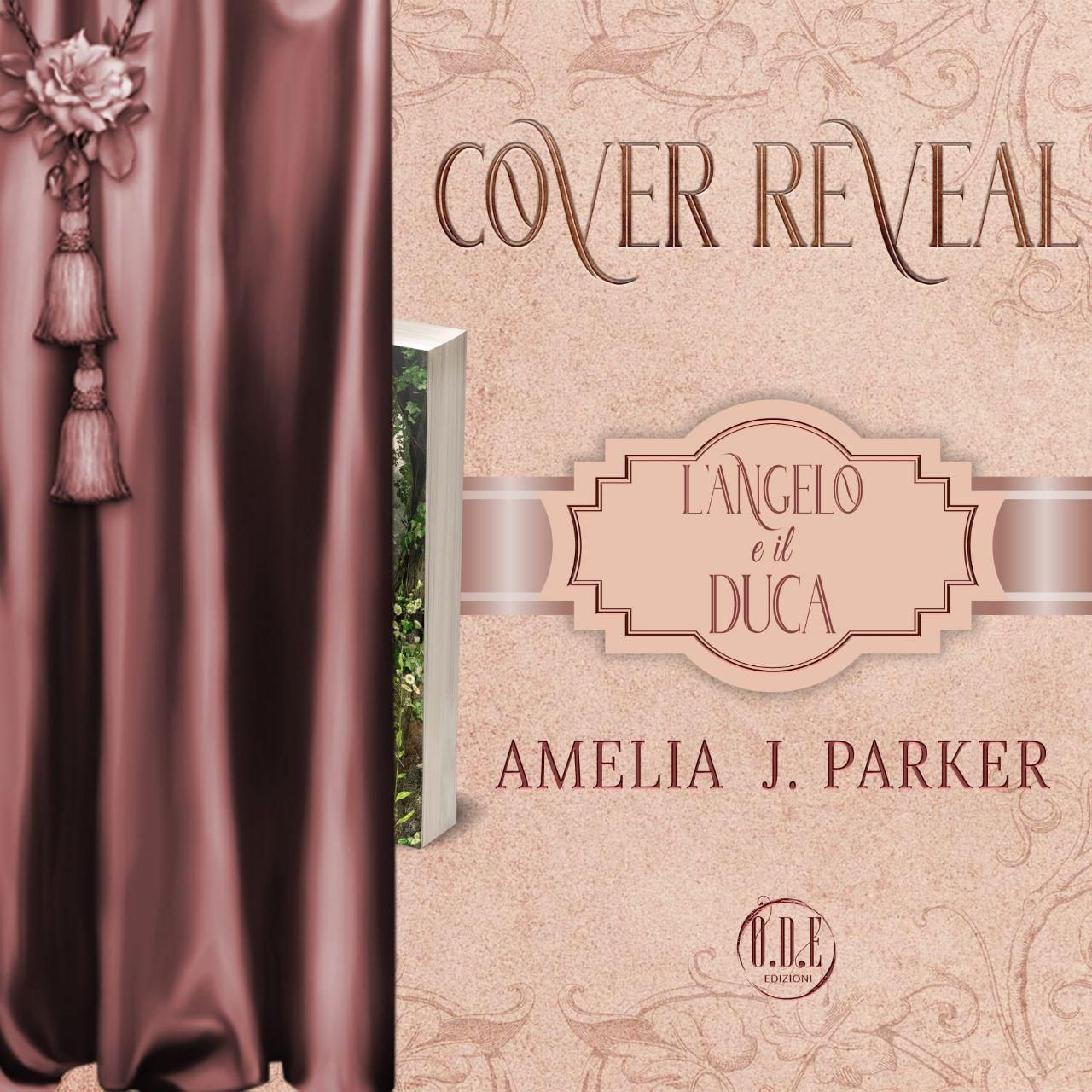 Cover Reveal L'angelo e il duca