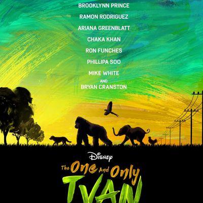 Un film, un jour (ou presque) #1324 : Le Seul et unique Ivan (2020)