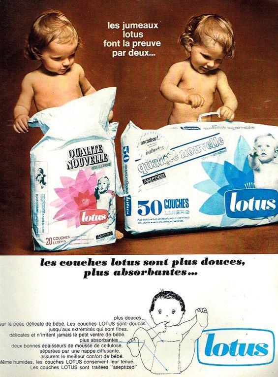 LES BEBES ET LES ENFANTS DANS LES  ANCIENNES PUBLICITES... (SUITE N°5)