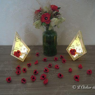 Eugénie : 14 mars 2021 (Boîtes-Lanterne et Décoration de Table Anniversaire)
