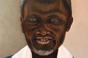 Portrait de Mr Faye