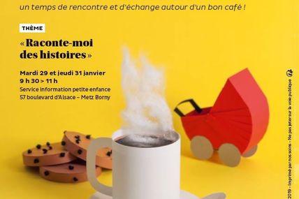 """Metz """"Raconte-moi des histoires"""" les mardi 29 et jeudi 31 janvier 2019"""