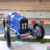 FASCICULE N°22 PEUGEOT 3 LITRES TYPE INDIANAPOLIS 1920 NOREV 1/43 - car-collector.net