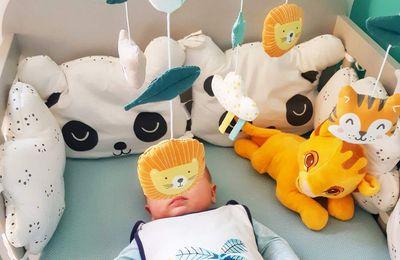 Comment aider bébé a faire ses nuits ?