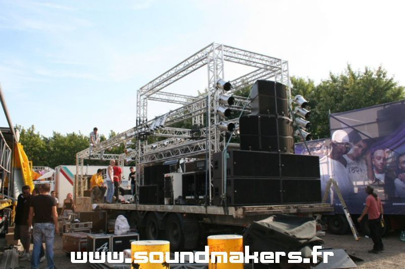CyC & Fritz (Sound Makers) @ Techno Parade (Paris/France)