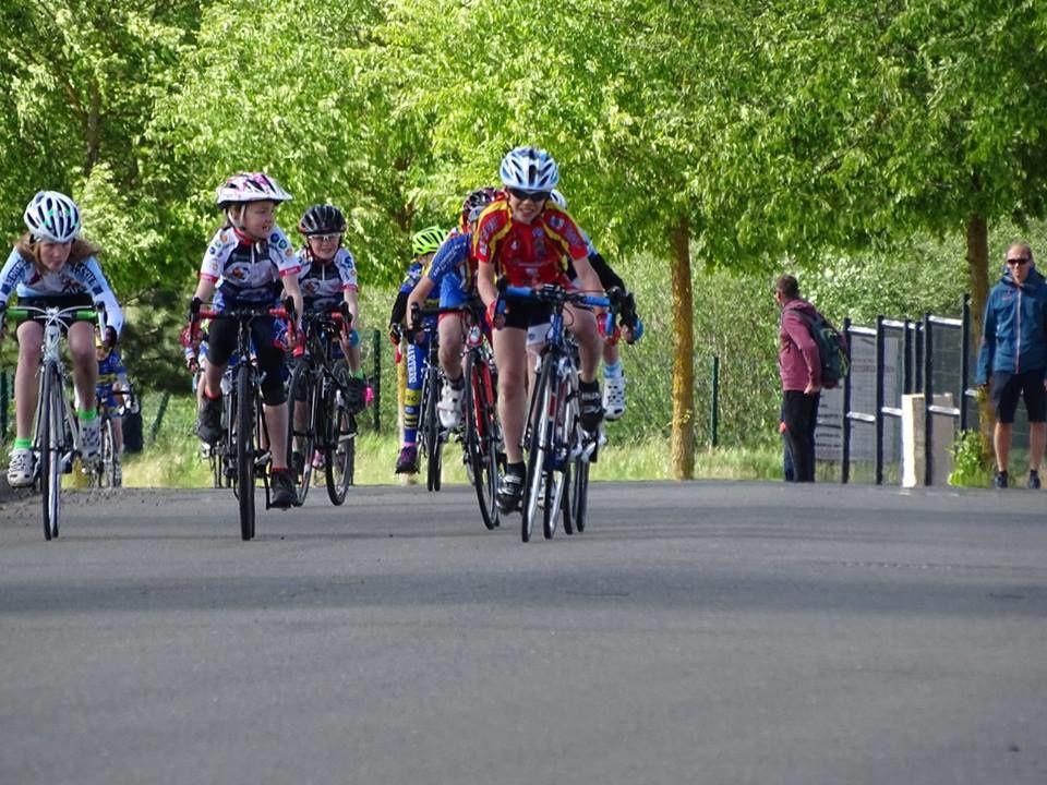 Album photos de la réunion école de cyclisme de la ville de Dreux