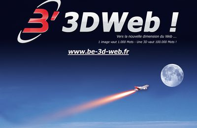 Exceptionnel(lement) chaussez vos lunettes 3D pour voyager dans l'Espace en 3D avec la NASA