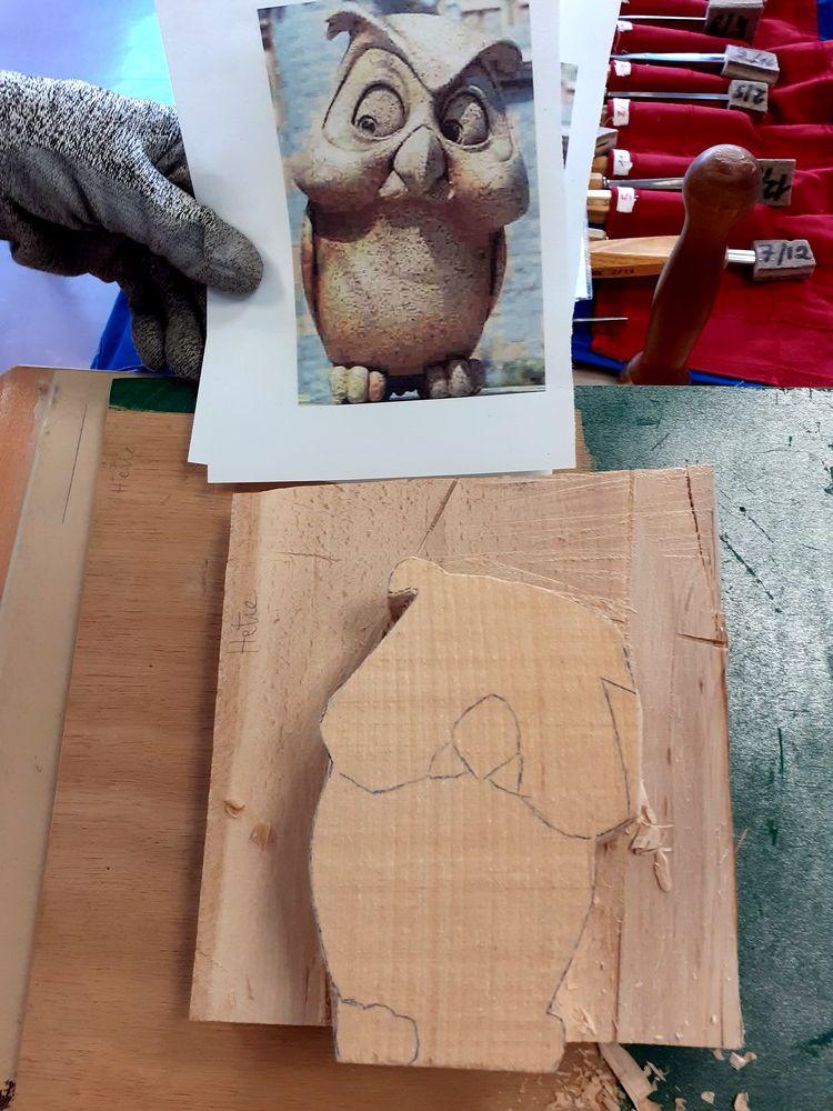 Atelier des Copeaux de bois 10 juin 2021