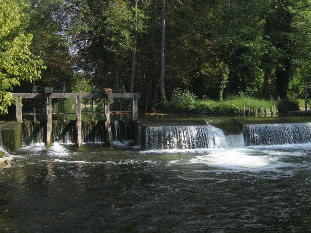 Photos de la vallée du Loing entre Moret sur Moing et Ferrières en Gatinais.