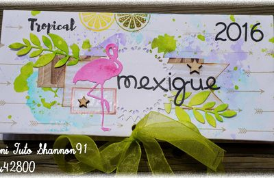 [ Mini album ] Mexique 2016 .....