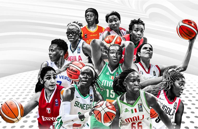 Qui sont les futures stars du basket féminin africain ?