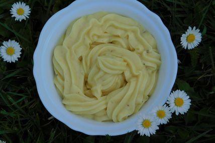 Mayonnaise à l'ail