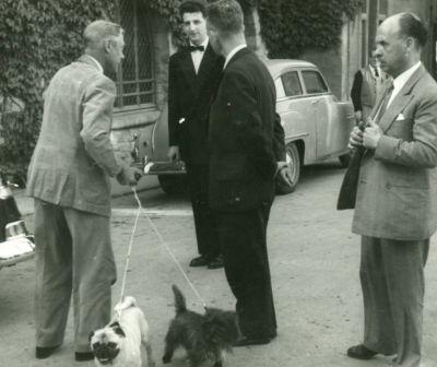 12 août 1950: Le Duc de Windsor (Edward VII)