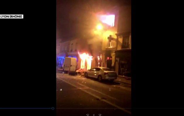 Lyon : Une femme et sa fille de 4 ans périssent dans un incendie