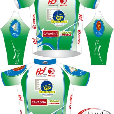 Maillot 2012