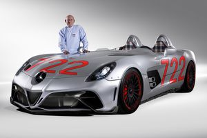 Mercedes-Benz SLR Stirling Moss